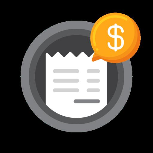 Microtransaction  free icon