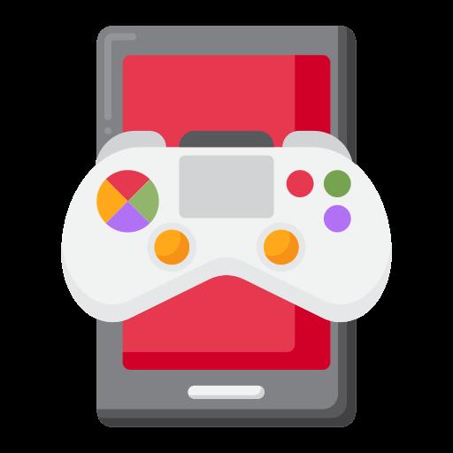 Mobile game  free icon