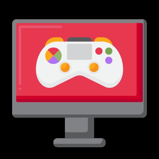 Pc game  free icon