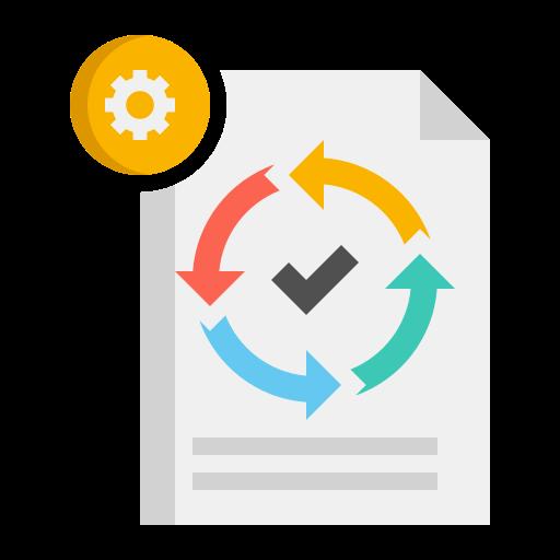 Agile  free icon