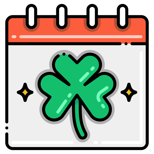 st. patricks day  kostenlos Icon