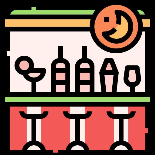 bar  icono gratis
