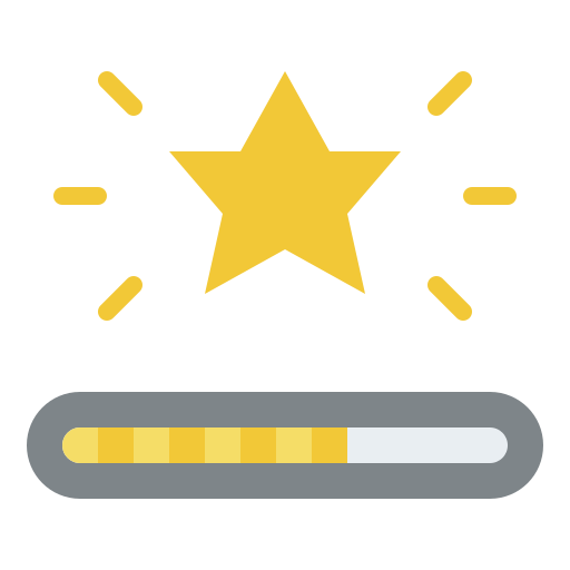 In progress  free icon