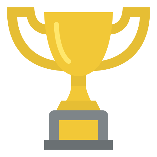Trophy  free icon