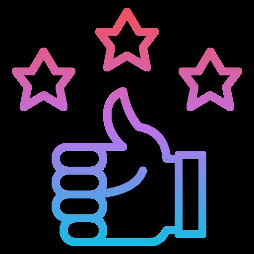 Thumb up  free icon