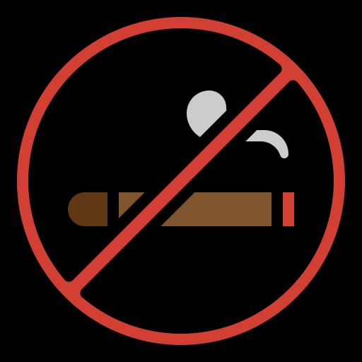 pas de cigare  Icône gratuit