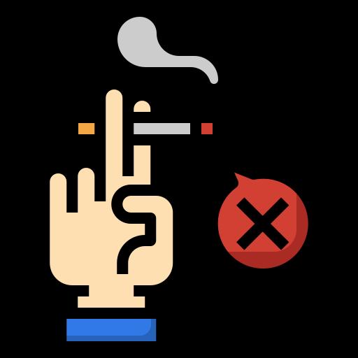 rauchen verboten  kostenlos Icon