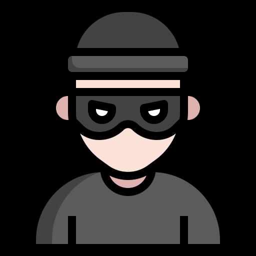 bandit  Icône gratuit