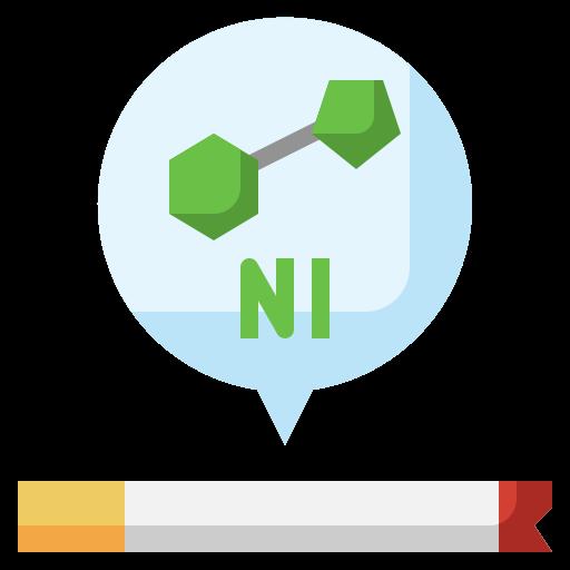 Никотин  бесплатно иконка