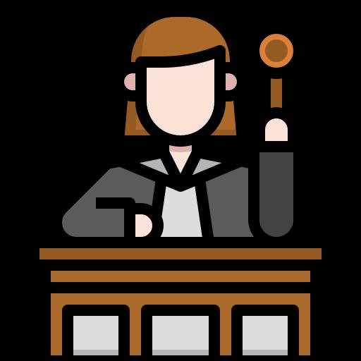 juge  Icône gratuit
