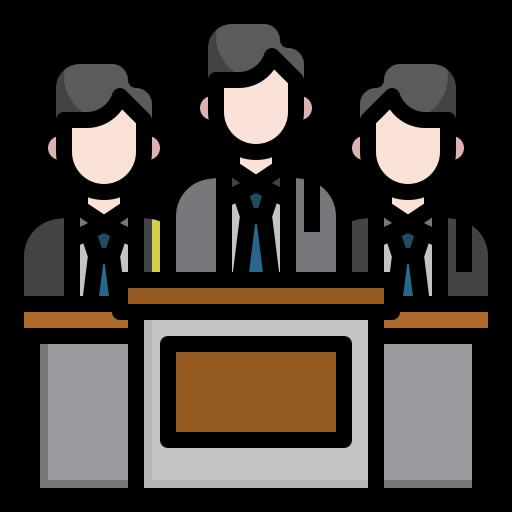 avocat  Icône gratuit