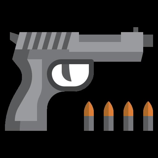 Пистолет  бесплатно иконка