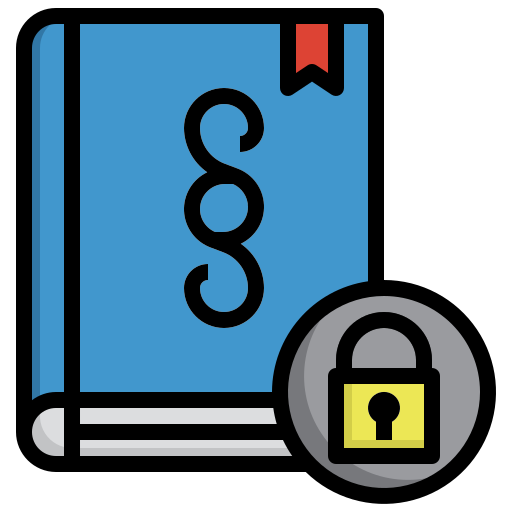 secret  Icône gratuit