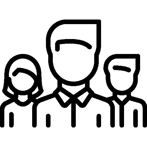 Team  free icon