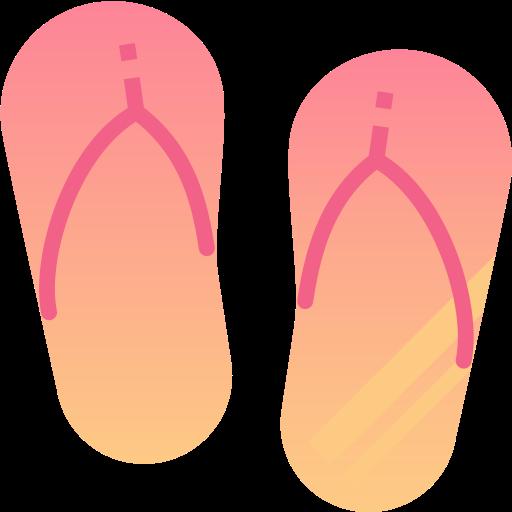 sandalias  icono gratis
