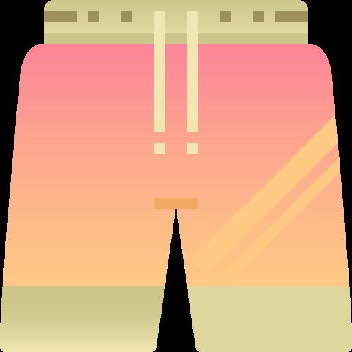 calção de banho  grátis ícone