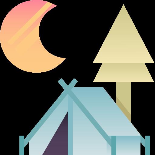 barraca  grátis ícone