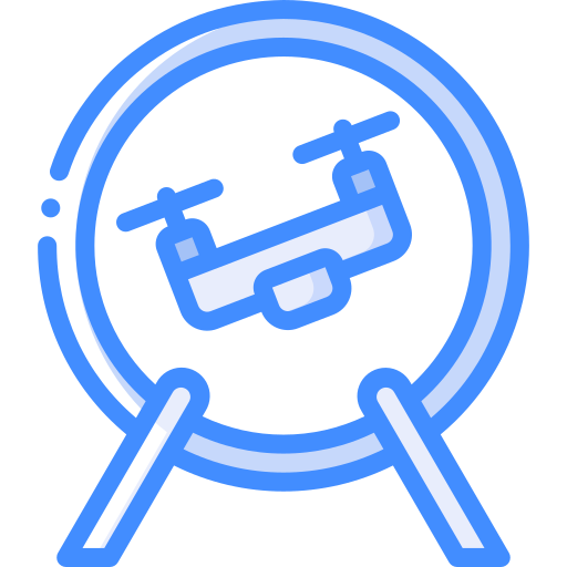 Drone  free icon
