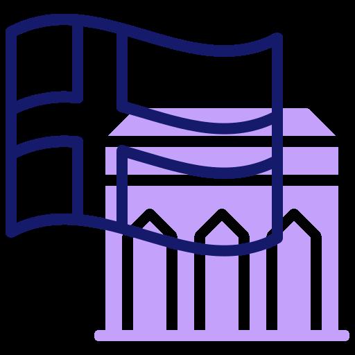 flagge  kostenlos Icon
