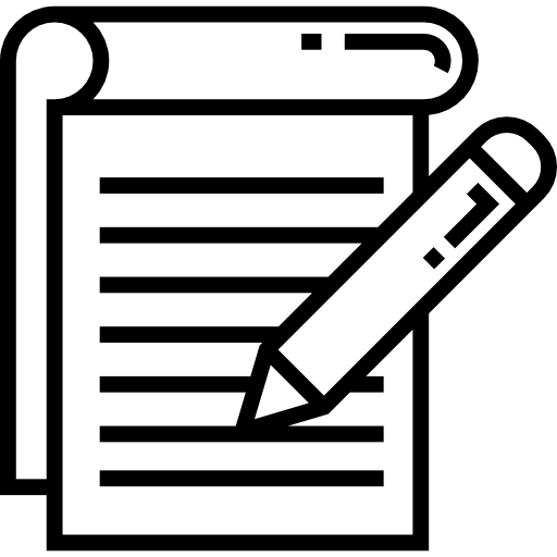 nota  icono gratis