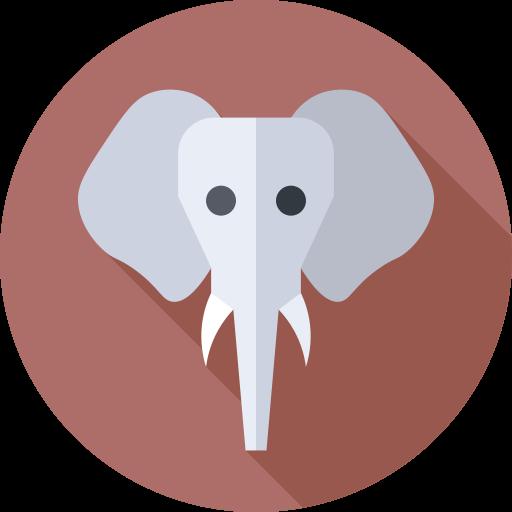 elefant  kostenlos Icon