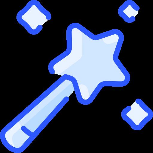 zauberstab  kostenlos Icon