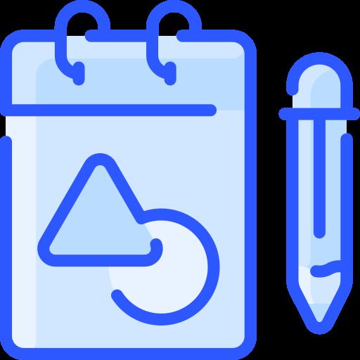 skizzieren  kostenlos Icon