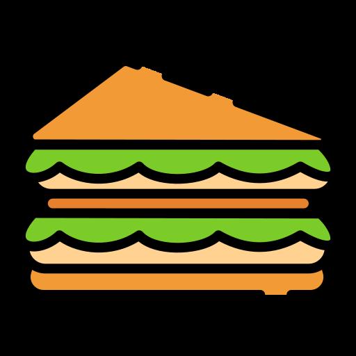 sandwich  kostenlos Icon