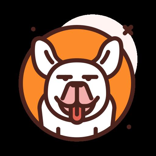 Bulldog  free icon