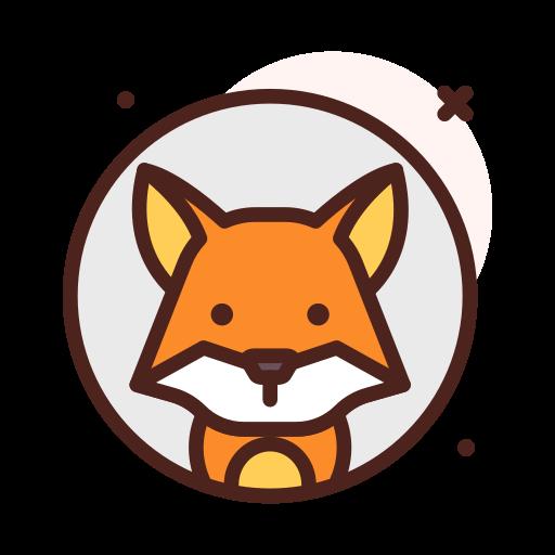 Fox  free icon