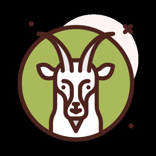 Goat  free icon