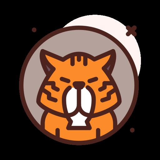 Tiger  free icon