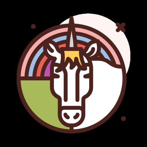Unicorn  free icon