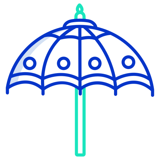 parapluie  Icône gratuit