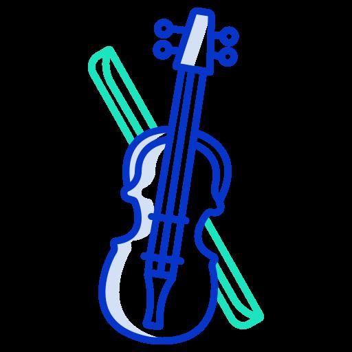 violon  Icône gratuit