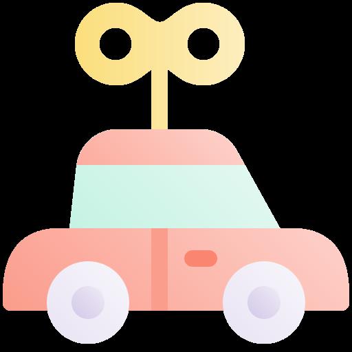 jouet de voiture  Icône gratuit
