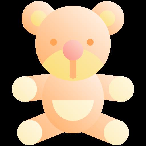 ours en peluche  Icône gratuit
