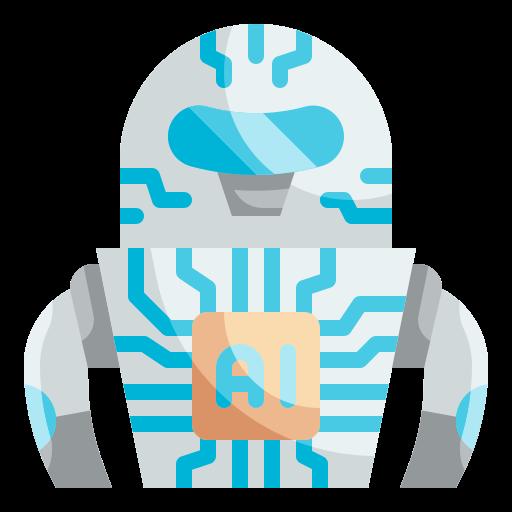 로봇 식  무료 아이콘
