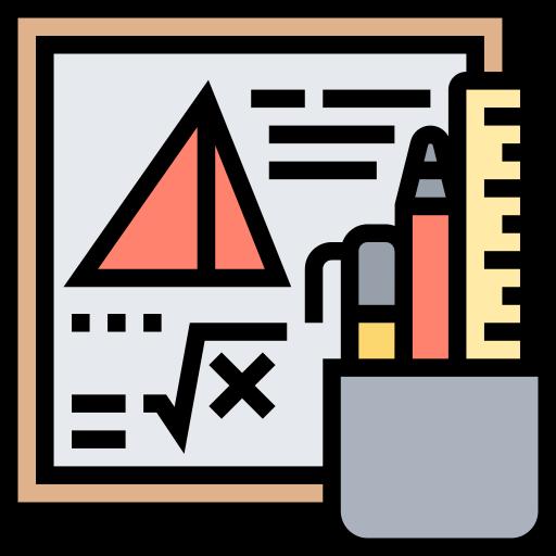 Chalkboard  free icon
