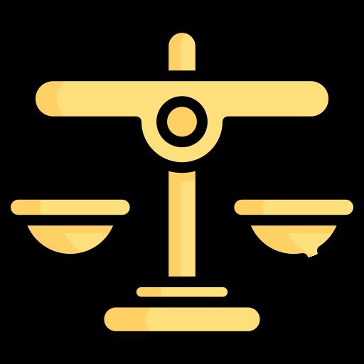 Шкала закона  бесплатно иконка