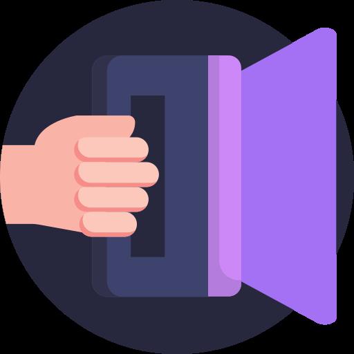 3d-scanner  kostenlos Icon