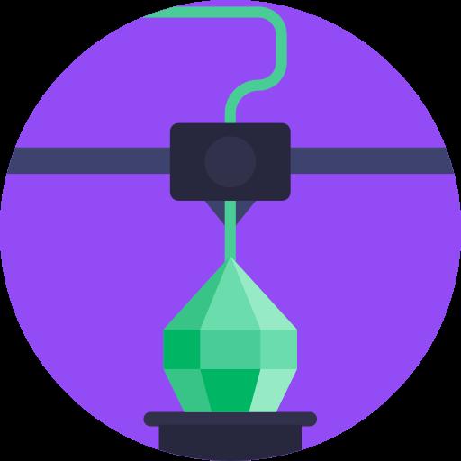 industriedrucker  kostenlos Icon