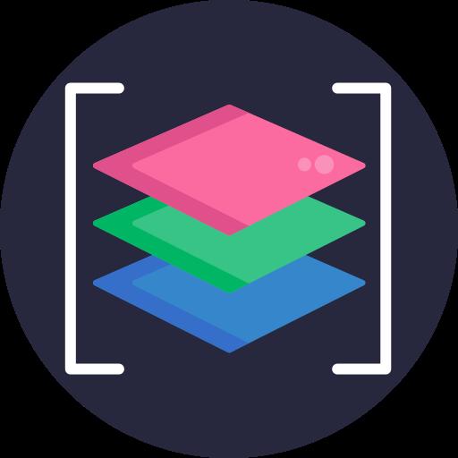 3d-modell  kostenlos Icon
