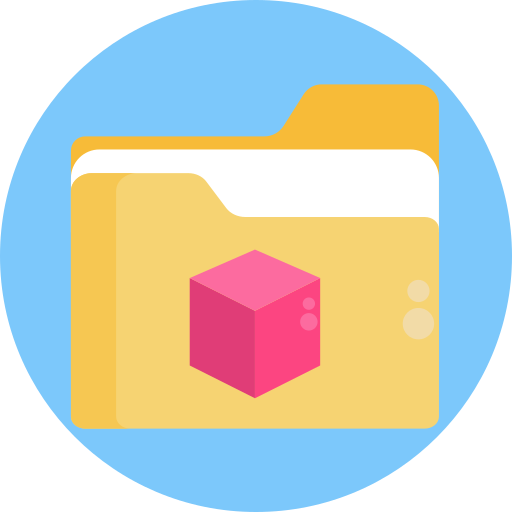 mappe  kostenlos Icon