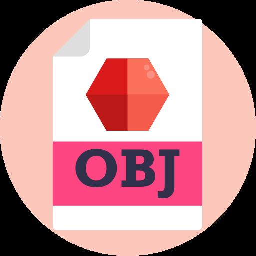 obj-format  kostenlos Icon
