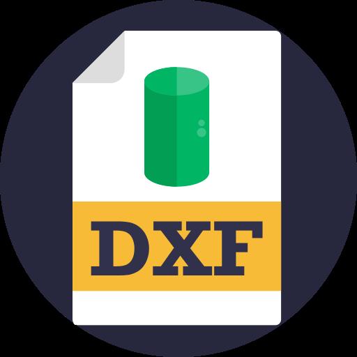dxf-datei  kostenlos Icon