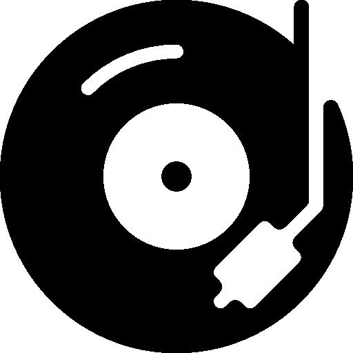 Vinyl  free icon
