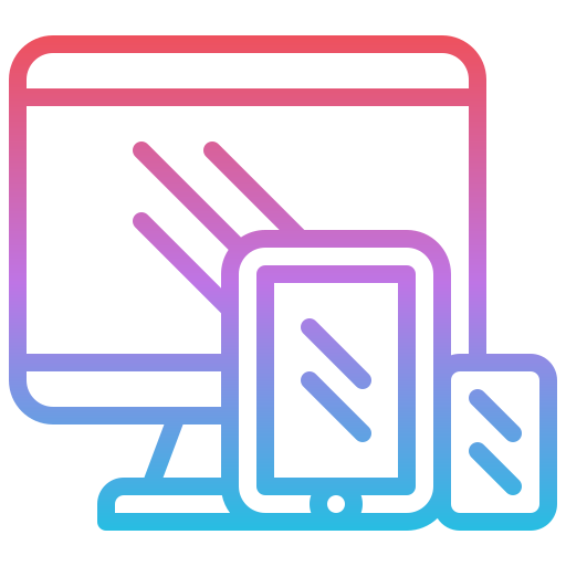 Devices  free icon