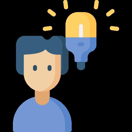 Innovator  free icon