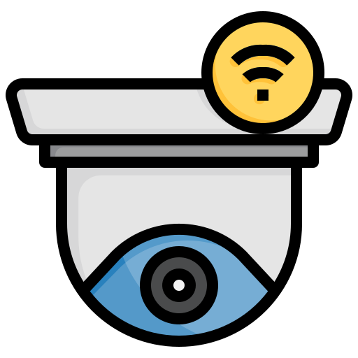 Cctv camera  free icon